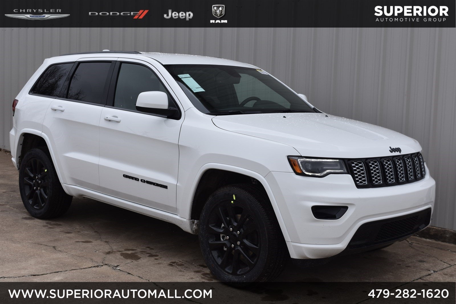 New 2020 JEEP Grand Cherokee Altitude 4WD