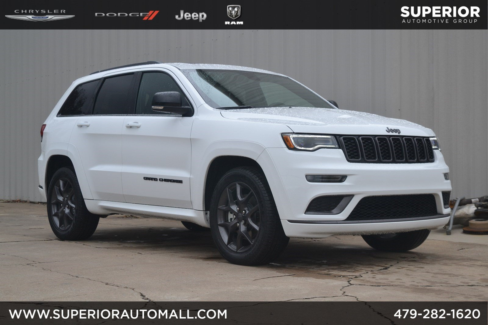 New 2020 JEEP Grand Cherokee Limited X 4WD