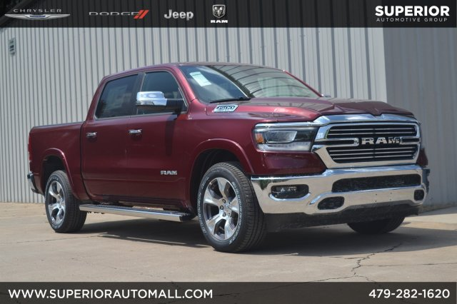 New 2019 RAM All-New 1500 Laramie Crew Cab