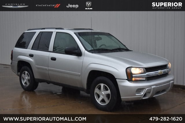 Captivating Pre Owned 2006 Chevrolet TrailBlazer LS