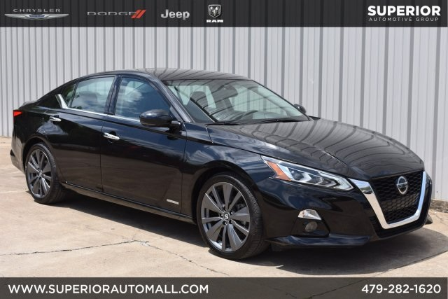 Pre-Owned 2019 Nissan Altima 2.0 Edition ONE