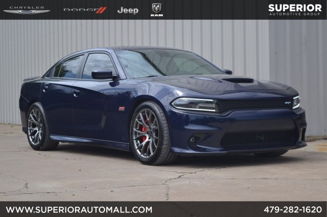 Pre-Owned 2015 Dodge Charger SRT 392