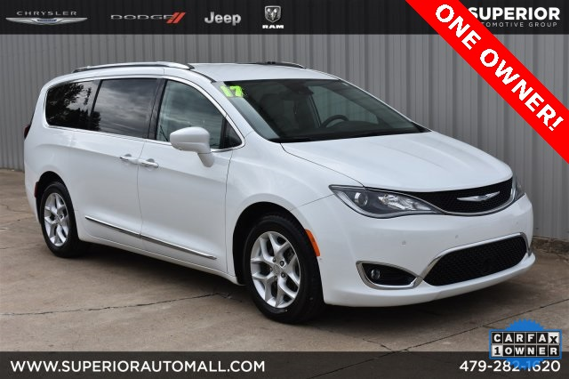 Pre Owned 2017 Chrysler Pacifica Touring L Plus
