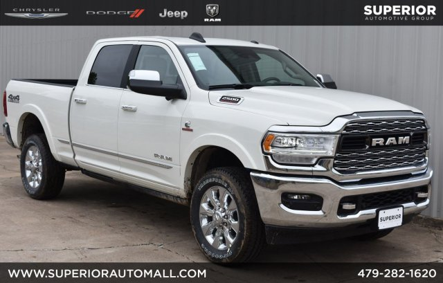 New 2019 RAM 2500 Limited 4WD Crew Cab
