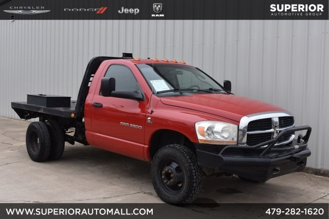 Pre-Owned 2006 Dodge Ram 3500 ST