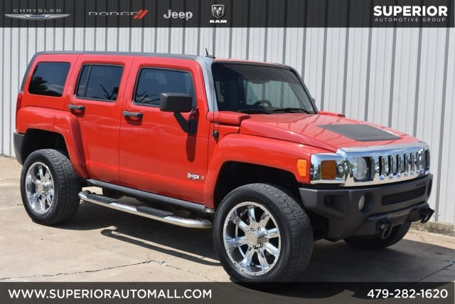 Pre-Owned 2006 Hummer H3 Luxury