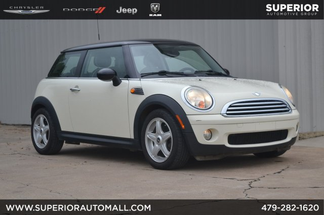 Pre-Owned 2007 MINI Cooper Hardtop