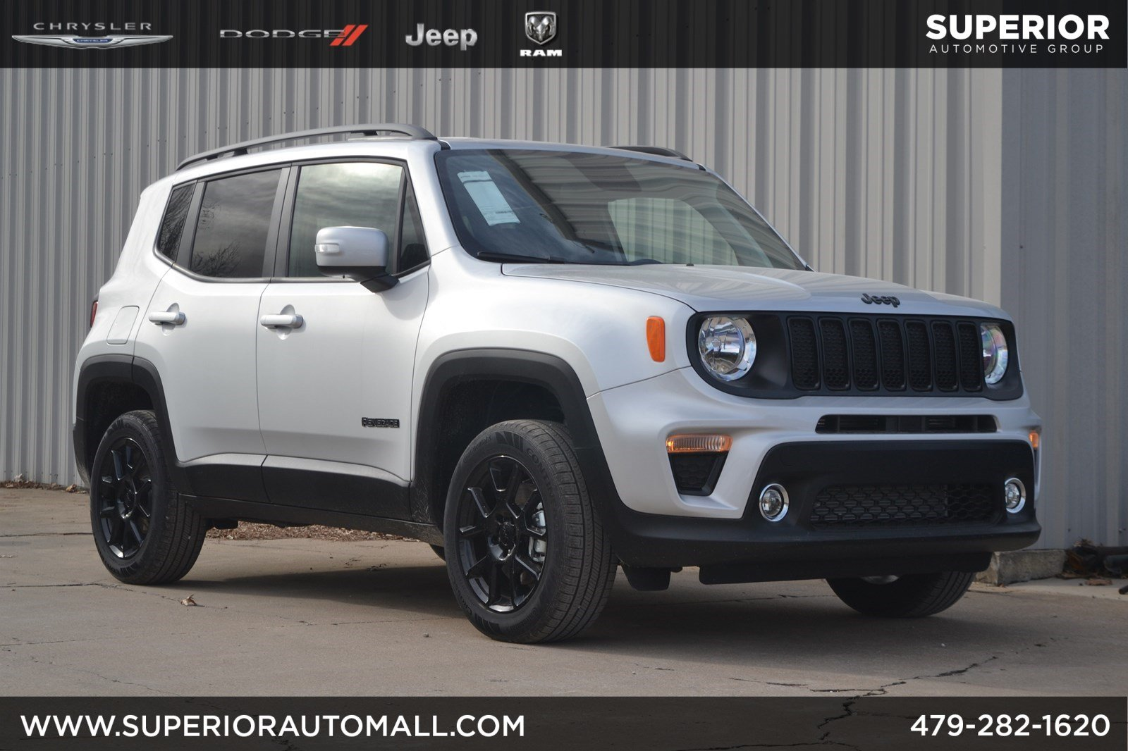 New 2020 JEEP Renegade Altitude 4WD