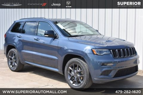 New 2019 JEEP Grand Cherokee Limited X 4WD