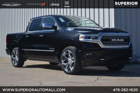 New 2020 RAM 1500 Limited 4WD Crew Cab