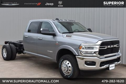 New 2019 RAM 3500 Chassis Cab SLT 4WD Crew Cab Chassis-Cab